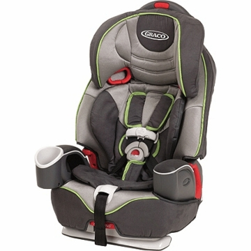 Graco Nautilus 3-in-1 Car Seat in Gavit