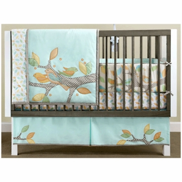 MiGi Little Tree 3 Piece Crib Bedding Set