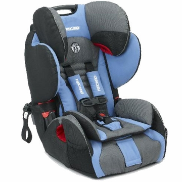 Recaro ProSPORT Combination Booster Car Seat - Blue Opal