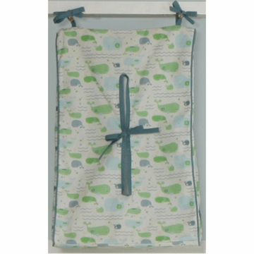 MiGi Whale Diaper Stacker