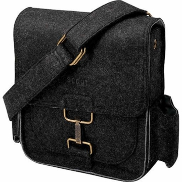 Petunia Pickle Bottom Journey Compact in Heathered Black