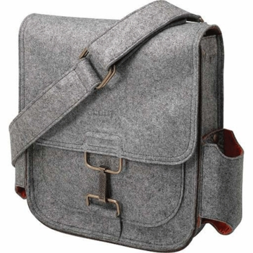 Petunia Pickle Bottom Journey Compact in Heathered Gray