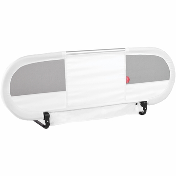 BabyHome Side Bed Rail - White