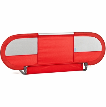BabyHome Side Bed Rail - Red