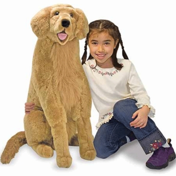 Melissa & Doug Golden Retriever