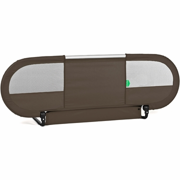 BabyHome Side Bed Rail - Brown