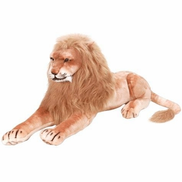 Melissa & Doug Plush Lion