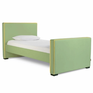 Monte Design Dorma Twin Bed in Lime Green