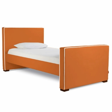 Monte Design Dorma Twin Bed in Orange