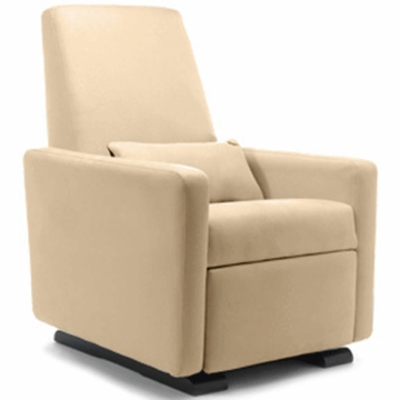 Monte Design Grano Glider Recliner in Tan