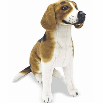 Melissa & Doug Plush Beagle