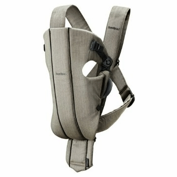 BabyBj�rn Original Infant Carrier Organic Walnut