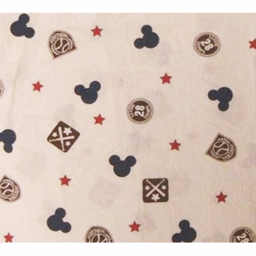 KidsLine Vintage Mickey Fitted Sheet