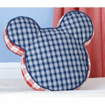 KidsLine Vintage Mickey Throw Pillow
