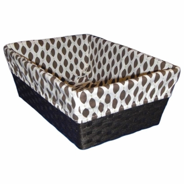 KidsLine Willow Basket with Liner