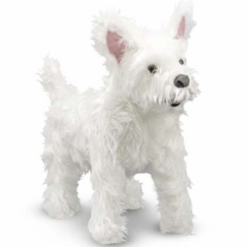 Melissa & Doug West Highland Terrier (Westie)