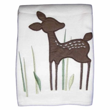 KidsLine Willow Organic Cotton Blanket