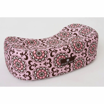 Balboa Baby Nursing Pillow in Pink Floral