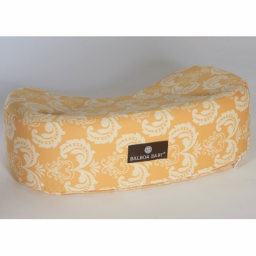 Balboa Baby Nursing Pillow Vivienne - Yellow & White