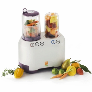 KidsLine Baby Chef Ultimate Baby Food Maker