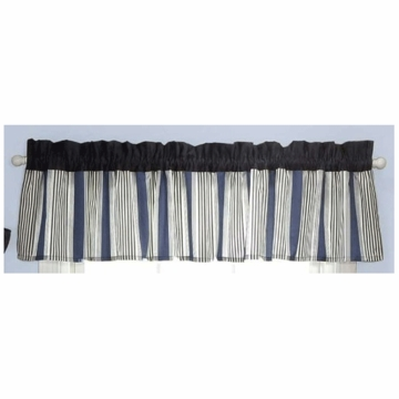 Bananafish Benjamin Window Valance