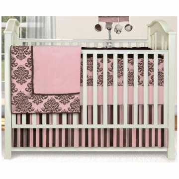 Bananafish Brooke 3 Piece Crib Bedding Set