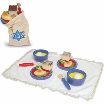 KidKraft Shabbat for Two Set