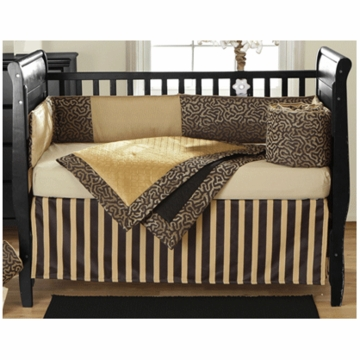 Bananafish Charlotte 4 Piece Crib Bedding Set