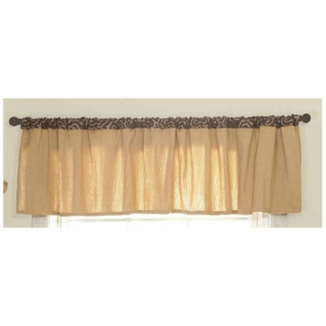 Bananafish Charlotte Window Valance