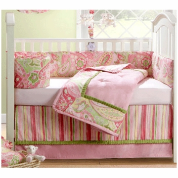 Bananafish Chloe 4 Piece Crib Bedding Set