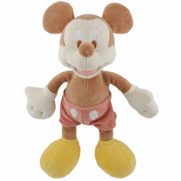 miYim Organic Cotton Mickey Mouse Plush