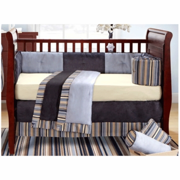 Bananafish Daniel 4 Piece Crib Bedding Set