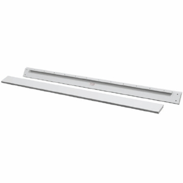 DaVinci Parker Full Size Conversion Rail Kit in White Finish