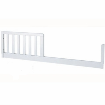 DaVinci Toddler Size Conversion Rail Kit in White Finish