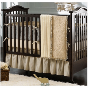Bananafish Grace 3 Piece Crib Bedding Set