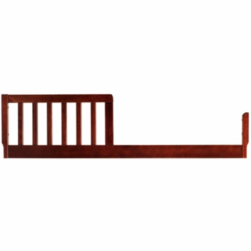 DaVinci Toddler Size Conversion Rail Kit in Cherry Finish