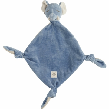 MiYim Organic Lovie Blankee in Elephant
