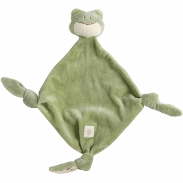 MiYim Organic Lovie Blankee in Frog