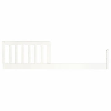 DaVinci Toddler Size Conversion Rail Kit in Antique White Finish