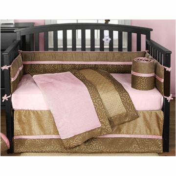 Bananafish Imogene 3 Piece Crib Bedding Set