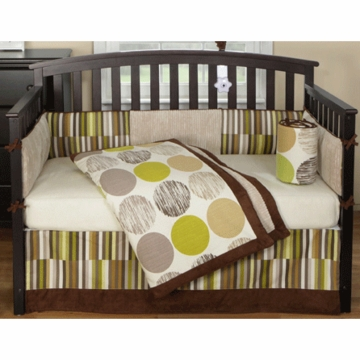 Bananafish Jazz 3 Piece Crib Bedding Set