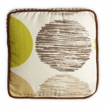 Bananafish Jazz Decorative Pillow