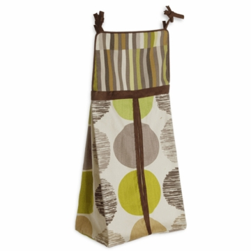 Bananafish Jazz Diaper Stacker