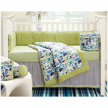 Bananafish Joshua 4 Piece Crib Bedding Set