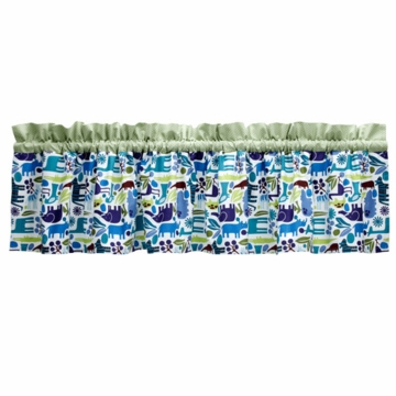 Bananafish Joshua Window Valance