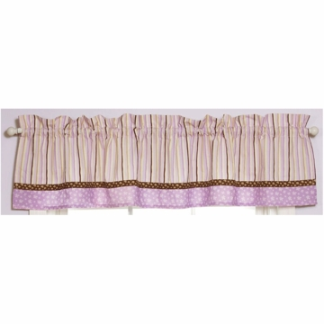 Bananafish Jungle BFF Window Valance