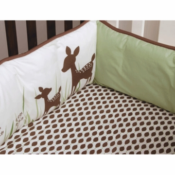 KidsLine Willow Organic Fitted Sheet