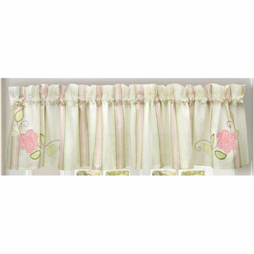 Bananafish Love Bird Window Valance