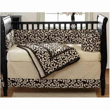 Bananafish Stella 4 Piece Crib Bedding Set