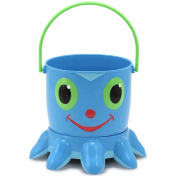 Melissa & Doug Flex Octopus Pail & Shovel